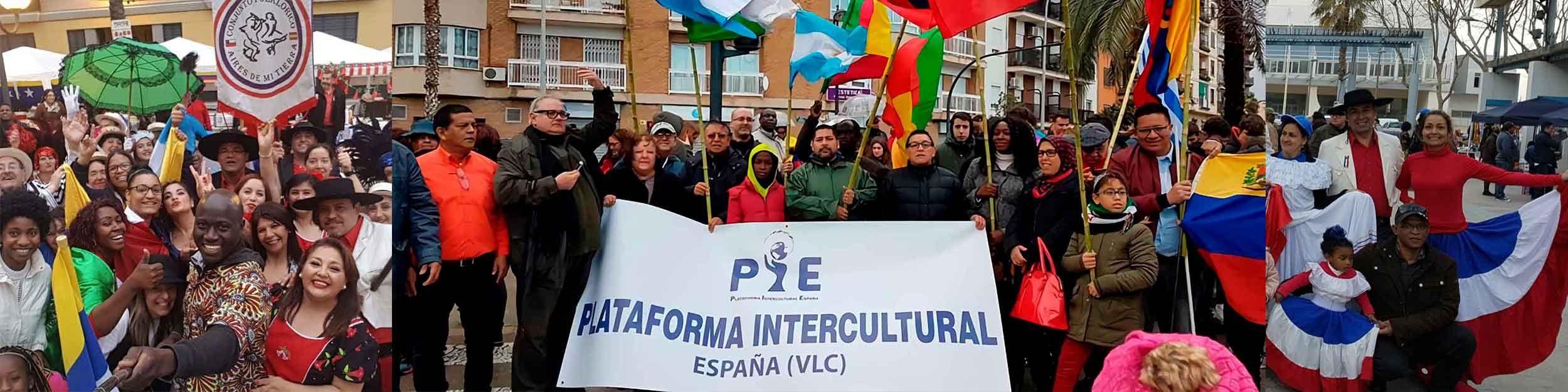 Plataforma Intercultural de España